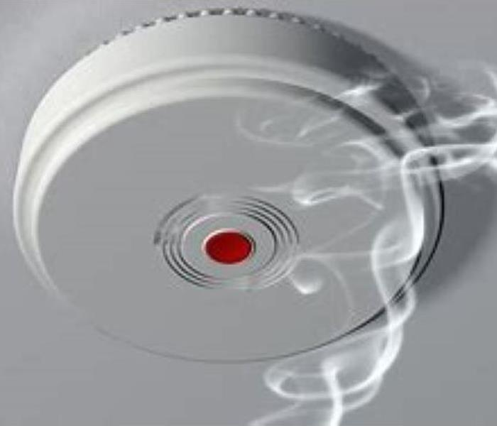 Fire Damage ERIE Supports Those In Need With Smoke Detectors